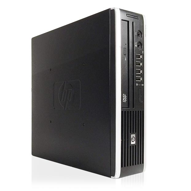 HP Compaq 8200 Elite Series Ultra-Slim Desktop