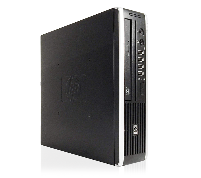 HP Compaq 8200 Elite Series Ultra-Slim Desktop