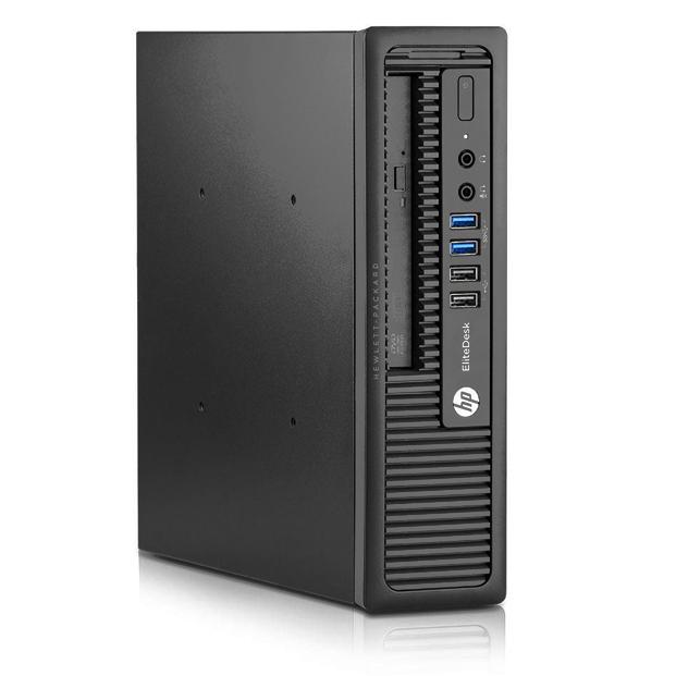 HP EliteDesk 800 G1 Ultra-slim Desktop Business PC